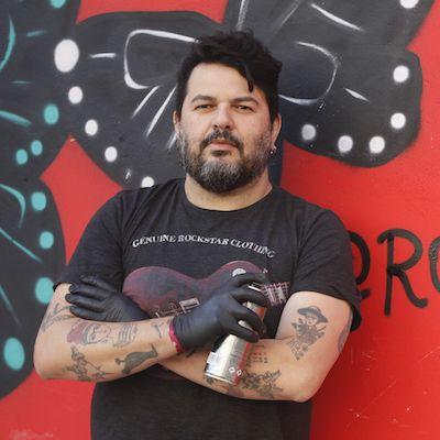 Artista Plástico Rogério Fernandes