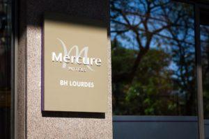 Hotel Mercure BH Lourdes