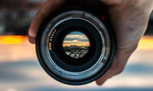 foco, atenção, visão